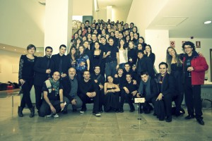The World Orchestra 2010